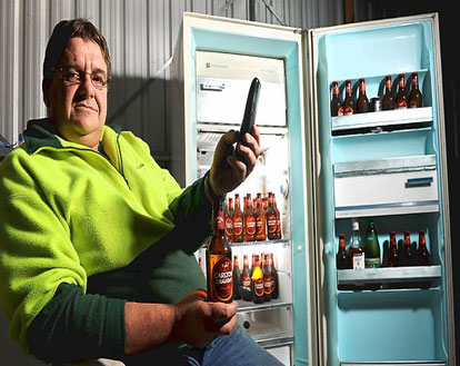 Beer Fridge Disrupts Mobile Networks in Australia