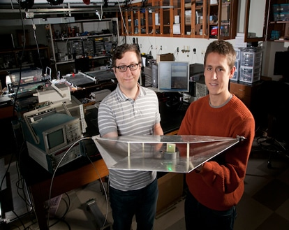 Metamaterial Power Harvester Boasts Solar Cell Efficiency
