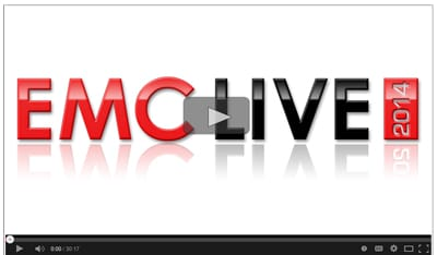 EMC LIVE 2014