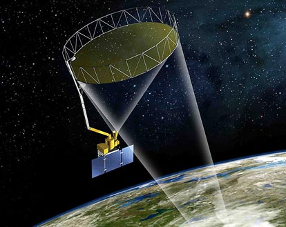 NASA's SMAP Instrument Has Largest-Ever Antenna, Resists RF Interference