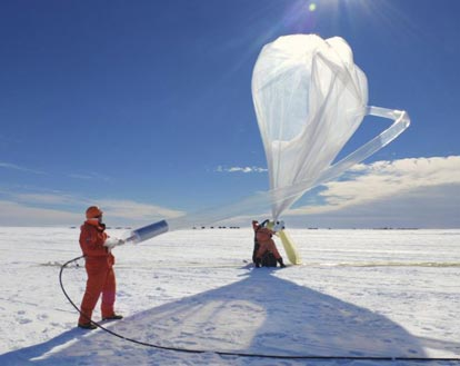 Barrel Balloon Research Suggests Electromagnetic Waves Negatively Affect Earth