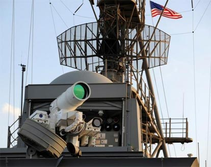 Navy Orders New Battery System for Electromagnetic Rail Gun as Part of $81 Million Deal