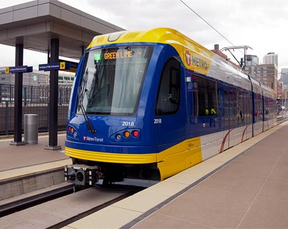 University's Light Rail Yields Potential Electromagnetic Interference to Expensive Lab Equipment