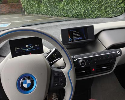 Energy-efficient Electric Car: No AM Radio Due to Possible EMI