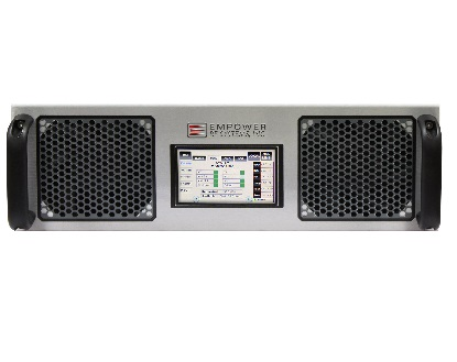 Compact Low Profile Low Power Series of RF Amplifiers