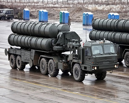 Russia Seeks Invisible Air Defense Missiles