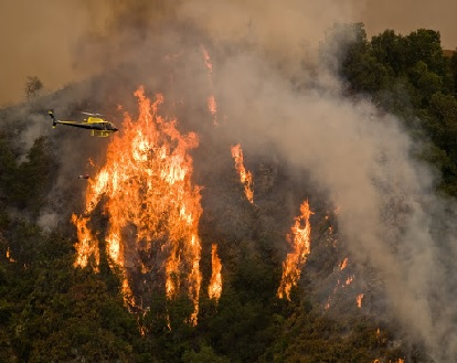 Utah Authorities to Allow Disabling of Drones During Fires